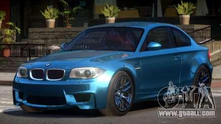 BMW 1M E82 MS for GTA 4