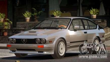 Alfa Romeo GTV6 MS for GTA 4