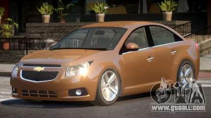 Chevrolet Cruze ST for GTA 4
