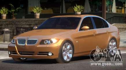 BMW M3 E90 V1.1 for GTA 4