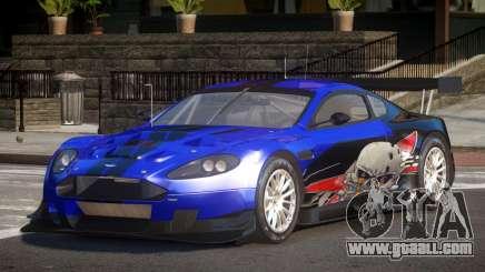 Aston Martin DBR9 G-Sport PJ2 for GTA 4