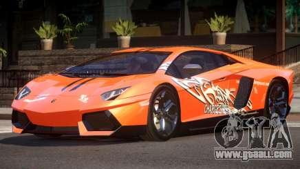 Lamborghini Aventador LP700-4 GS PJ2 for GTA 4