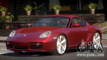 Porsche Cayman LS for GTA 4