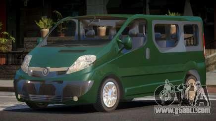 Renault Trafic V1.0 for GTA 4