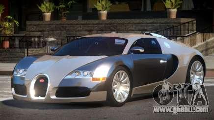 Bugatti Veyron RP for GTA 4