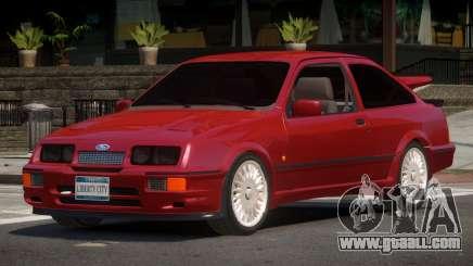1993 Ford Sierra for GTA 4