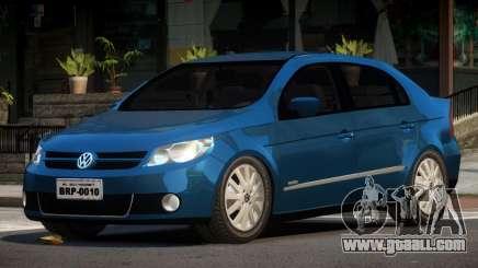 Volkswagen Voyage LT for GTA 4