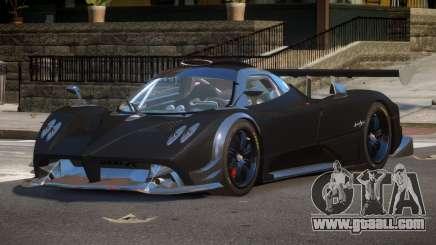 Pagani Zonda SR for GTA 4
