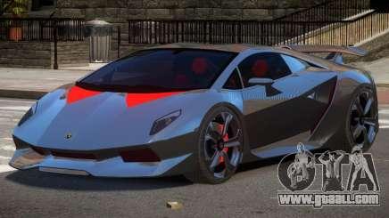 Lamborghini Sesto Elemento SR for GTA 4