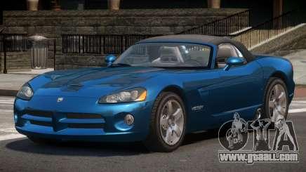 Dodge Viper SR for GTA 4