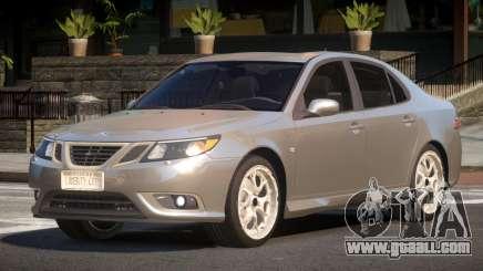 Saab 9-3 M-Sport for GTA 4