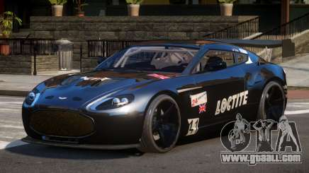 Aston Martin Zagato G-Style PJ2 for GTA 4