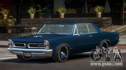 Pontiac GTO PR for GTA 4