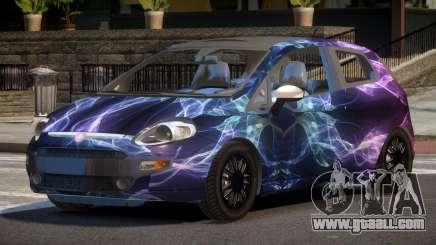 Fiat Punto TR PJ2 for GTA 4