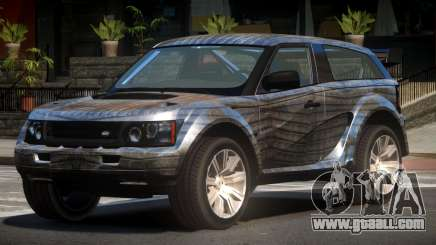 Land Rover Bowler RT PJ6 for GTA 4