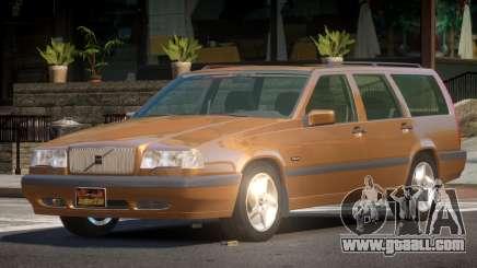 1994 Volvo 850 LT for GTA 4