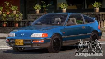 1994 Honda CRX V1.1 for GTA 4
