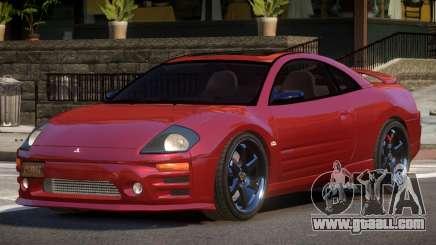 Mitsubishi Eclipse SL for GTA 4