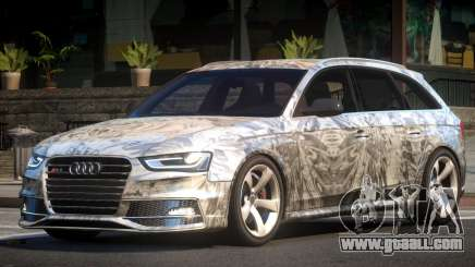 Audi RS4 GST PJ4 for GTA 4