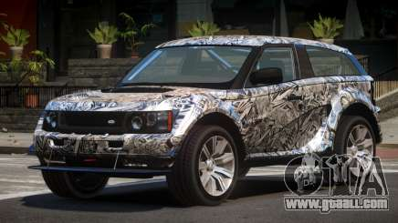 Land Rover Bowler RT PJ4 for GTA 4
