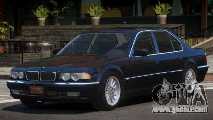 BMW 740i E38 V1.0 for GTA 4