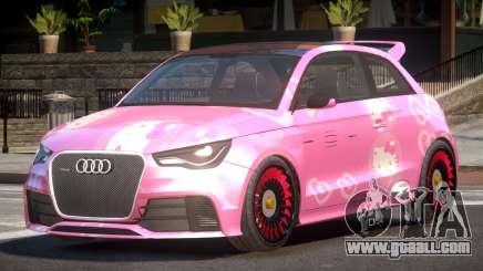 Audi A1 G-Style PJ4 for GTA 4