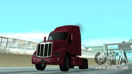 Peterbilt 579 Sleeper (SA Style) for GTA San Andreas