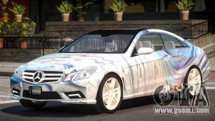 Mercedes Benz E500 LT PJ1 for GTA 4