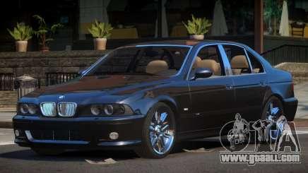 BMW M5 E39 ST for GTA 4