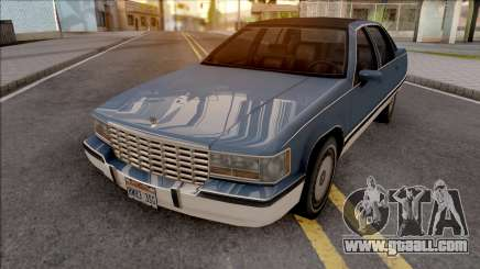 Cadillac Fleetwood Brougham 1993 for GTA San Andreas