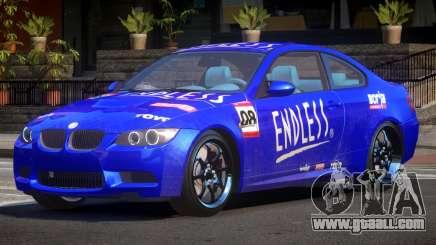 BMW M3 E92 R-Tuned PJ2 for GTA 4