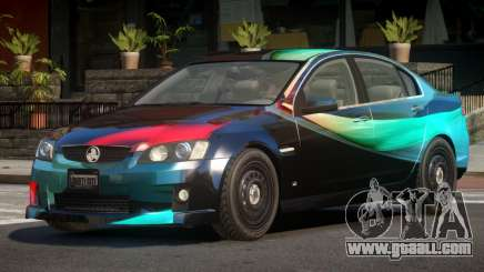 Holden Commodore TR PJ5 for GTA 4