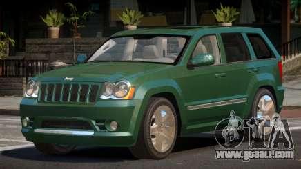 Jeep Grand Cherokee TR for GTA 4