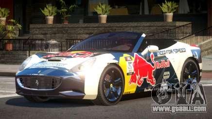 Ferrari California SR PJ6 for GTA 4