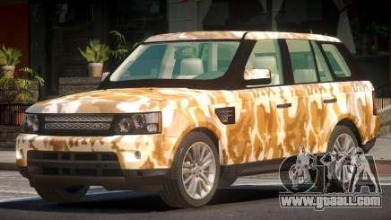 Range Rover Sport SL PJ5 for GTA 4