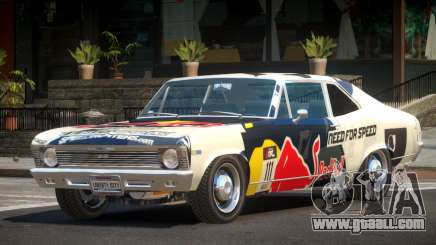 Chevrolet Nova RT PJ4 for GTA 4