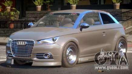Audi A1 LR for GTA 4