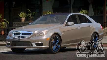 Mercedes Benz E63 GST for GTA 4