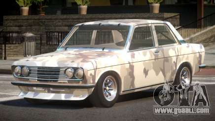 Datsun Bluebird L-Tuning PJ2 for GTA 4