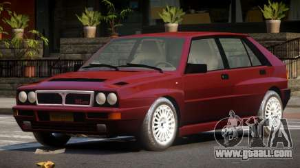 Lancia Delta ST for GTA 4