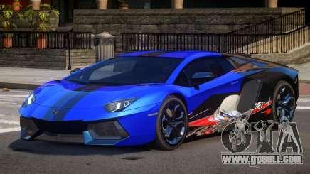 Lamborghini Aventador G-Tuned PJ6 for GTA 4