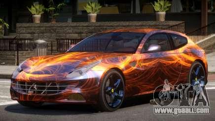 Ferrari FF S-Tuned PJ1 for GTA 4