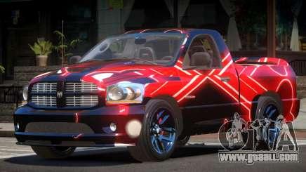 Dodge Ram R-Tuned PJ2 for GTA 4