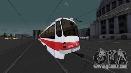 Tram 71-405 for GTA San Andreas