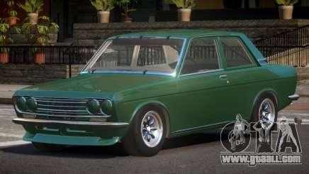 Datsun Bluebird L-Tuning for GTA 4