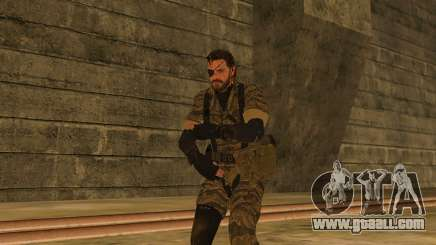 Metal Gear Solid V TPP Snake for GTA San Andreas