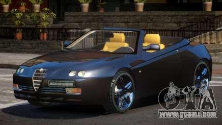 Alfa Romeo GTV SR for GTA 4