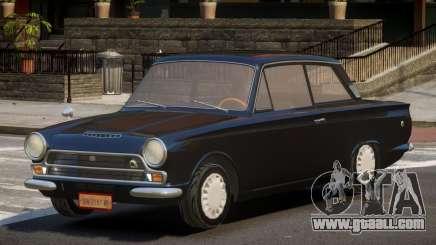 Lotus Cortina Old for GTA 4