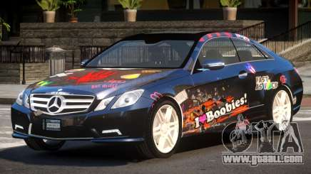Mercedes Benz E500 LT PJ6 for GTA 4