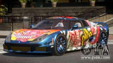 Rossion Q1 M-Sport PJ3 for GTA 4